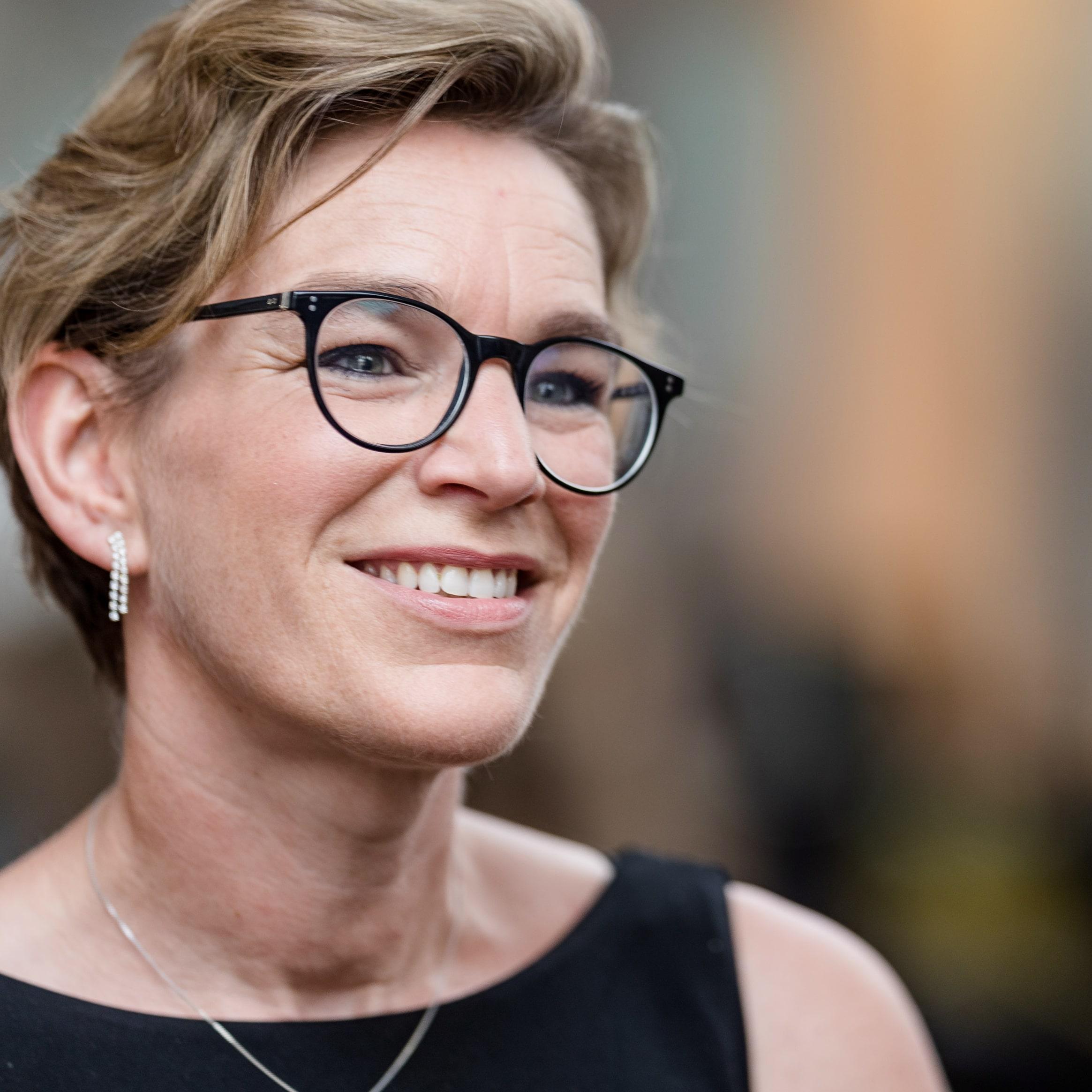 Gesichtleserin Anne Fierhauser