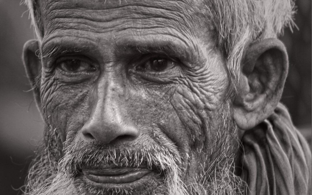 Gesichtlesen   runde Nase